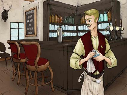 Dr. Homebrew's beer tavern
